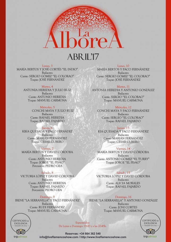 Semana Santa Flamenco granada