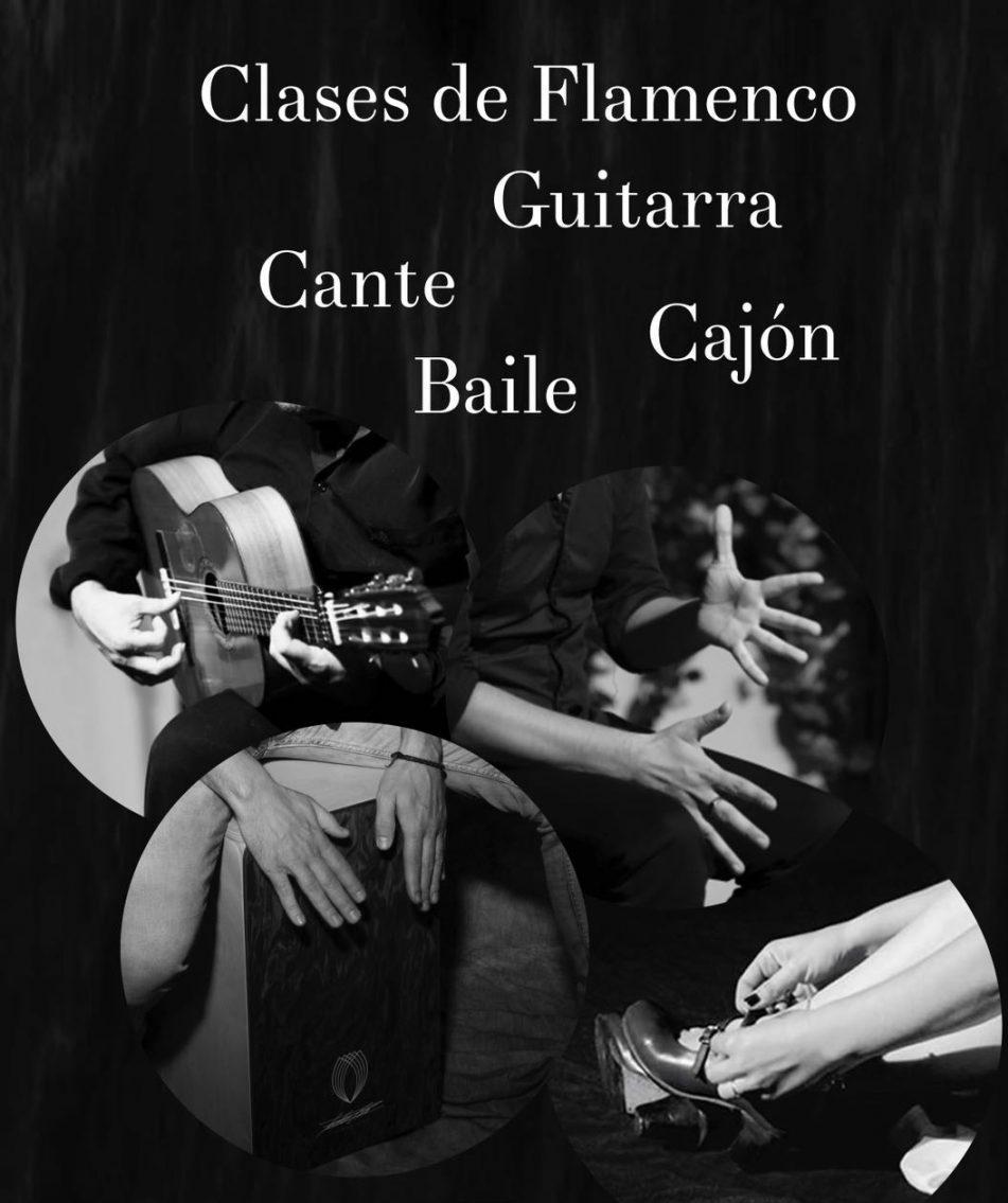 clases de flamenco en Granada