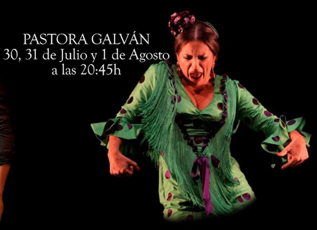 Pastora Galvan Flamenco 2019
