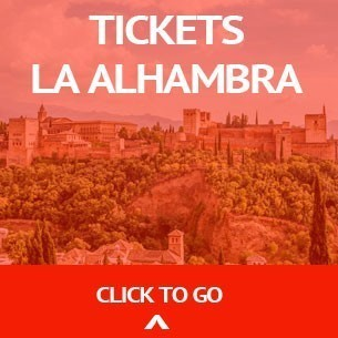 Buy tickets La Alhambra Granada